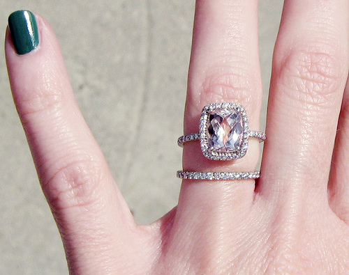 On Engagement Rings, Facebook, And The Public Proposal