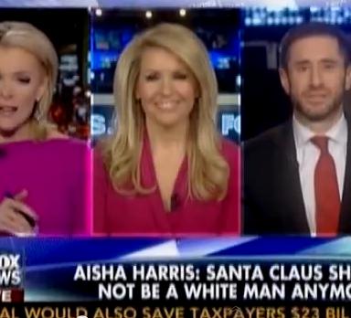 Santa Claus: Still White