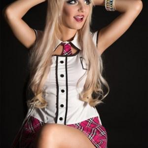 Charter School Barbie