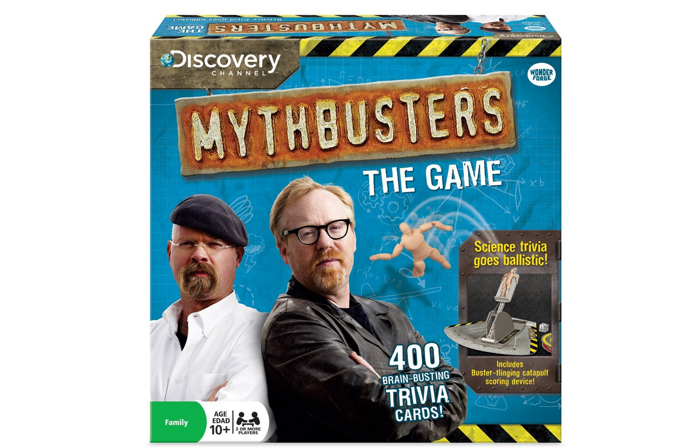 Mythbusters The Game