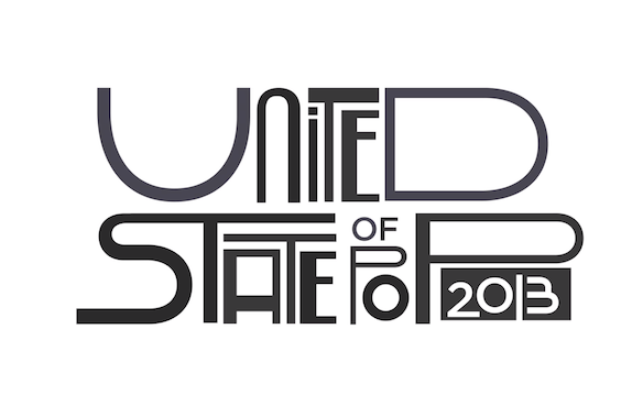 DJ Earworm's Spectacular 'United State of Pop 2013' End Of Year Mix HasArrived