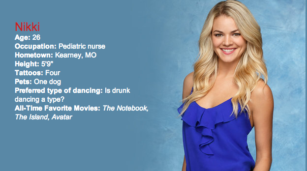 The Bachelor Facebook Page