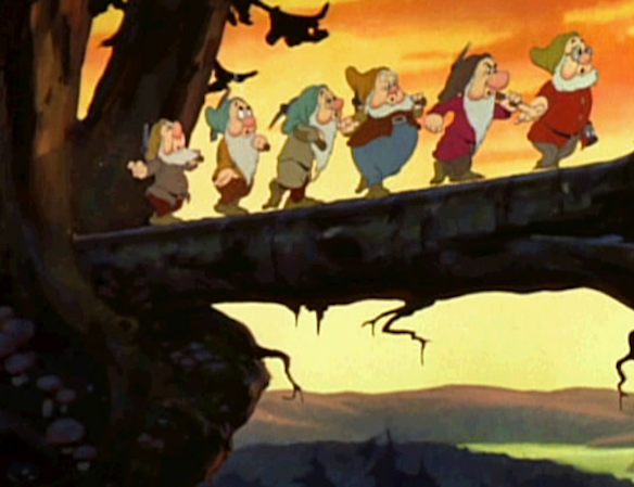 The Seven Men I Have Slept With, Likened To The Seven Dwarves