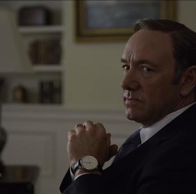 The 'House Of Cards' Season 2 Trailer Looks Fantastically Bingeworthy