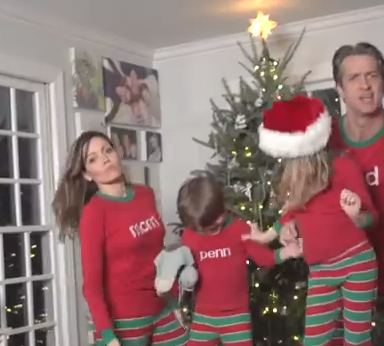 We Want To Murder The Cute Christmas Video Family, Right?