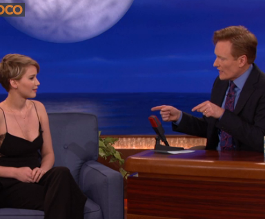 Jennifer Lawrence And Butt Plugs. Watch Her Tell This Hilarious Story On Conan
