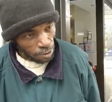 This Man Reminds Us That Everyone Is Human And Breaks Down In Tears