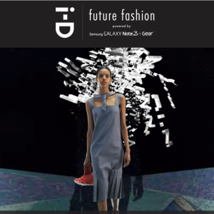 This Interactive Fashion Show Will Actually Blow Your Mind