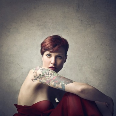 The 6 And Only Tattooed Girls You'll Ever Meet