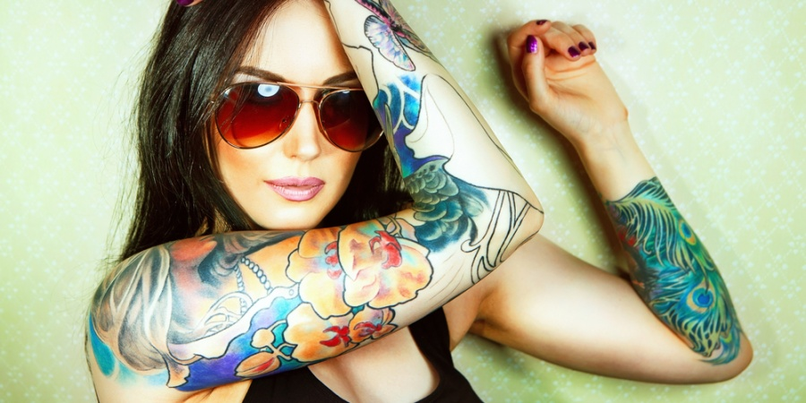 The 9 Most Common Questions People With Tattoos Get Asked