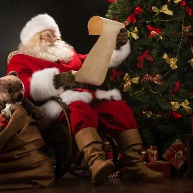Dear Santa: A Letter From A Nice Jewish Girl