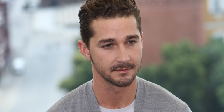 Shia LaBeouf's Life Is Literally A Lie: He Just Gets Paid To DoIt