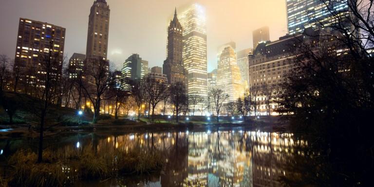 Why New York Will Never BeMine