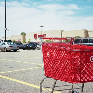 Your Plan Before Entering Target Vs. Your Shopping Cart After Leaving