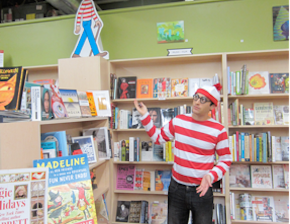 Being Waldo Made Me Thankful I'm Not A Celebrity