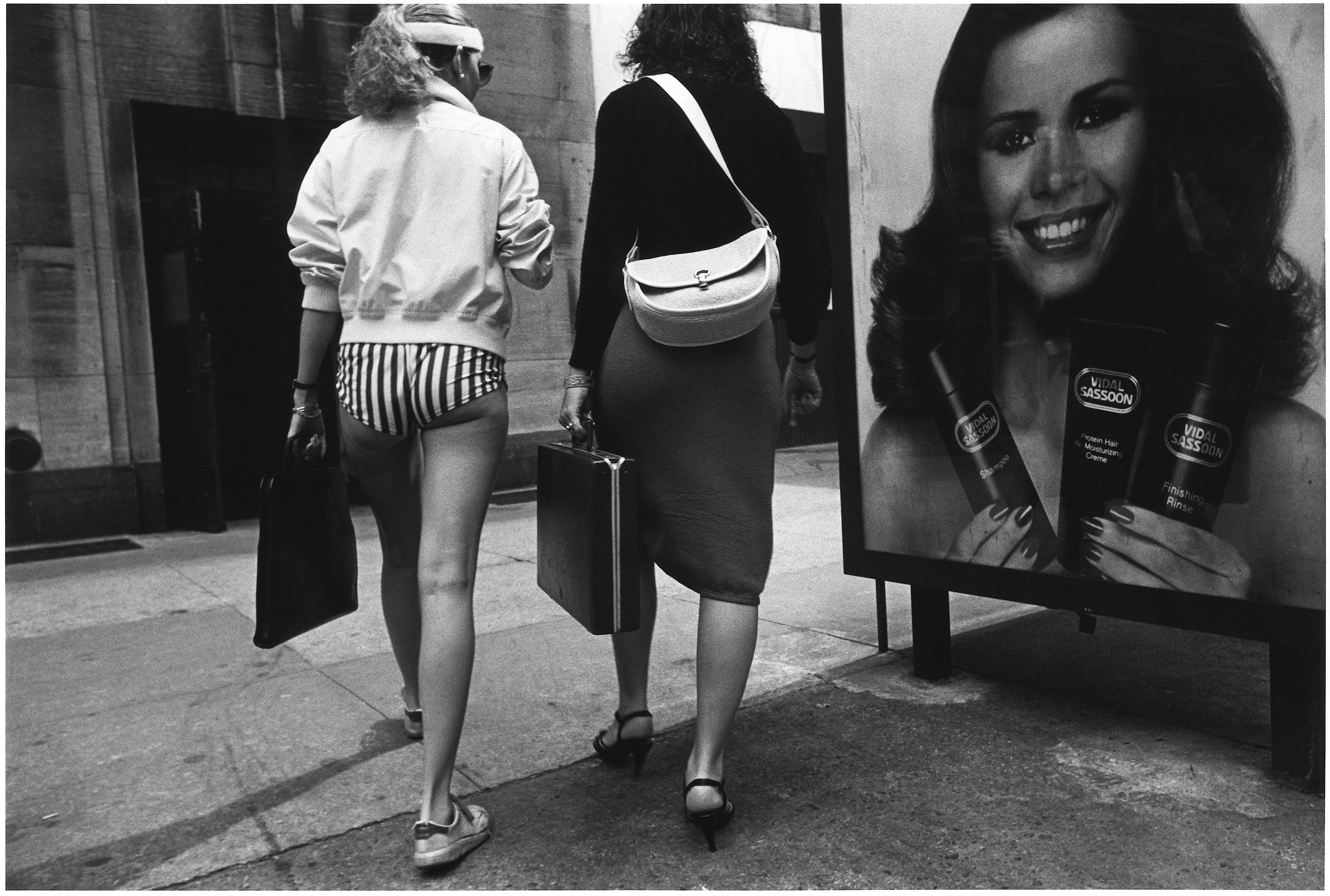 34th Street, 1981 Richard Sandler Photography