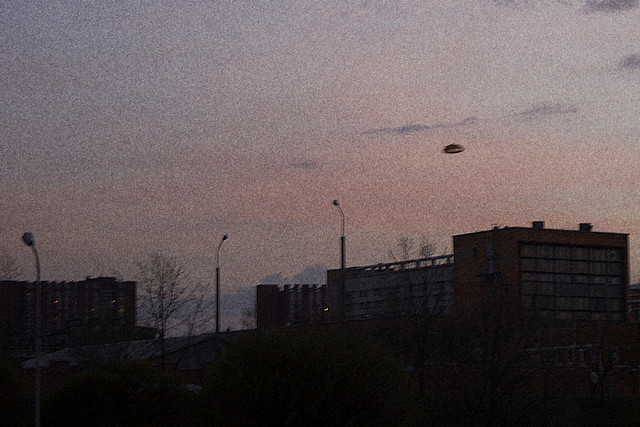 Hundreds Report UFO Sightings Across The Country On NewYears