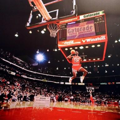 Screw My 'Michael Jordan Year'