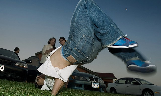 How Breakdancing Saved MyLife