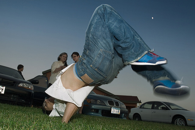 How Breakdancing Saved My Life