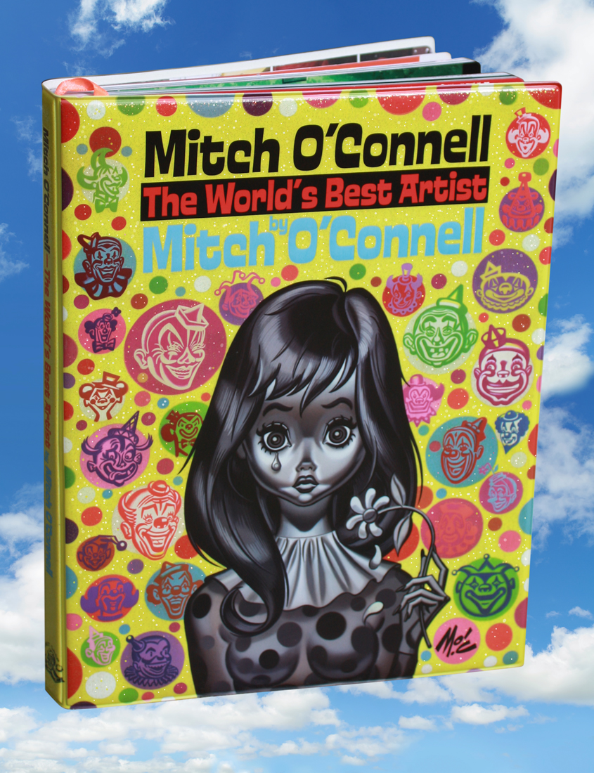 Mitch O'Connell the World's Best Artist