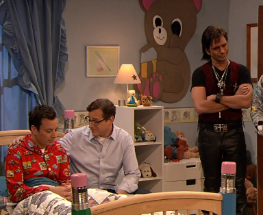 That Full House Reunion You Keep Asking For Happened And It Was Weird