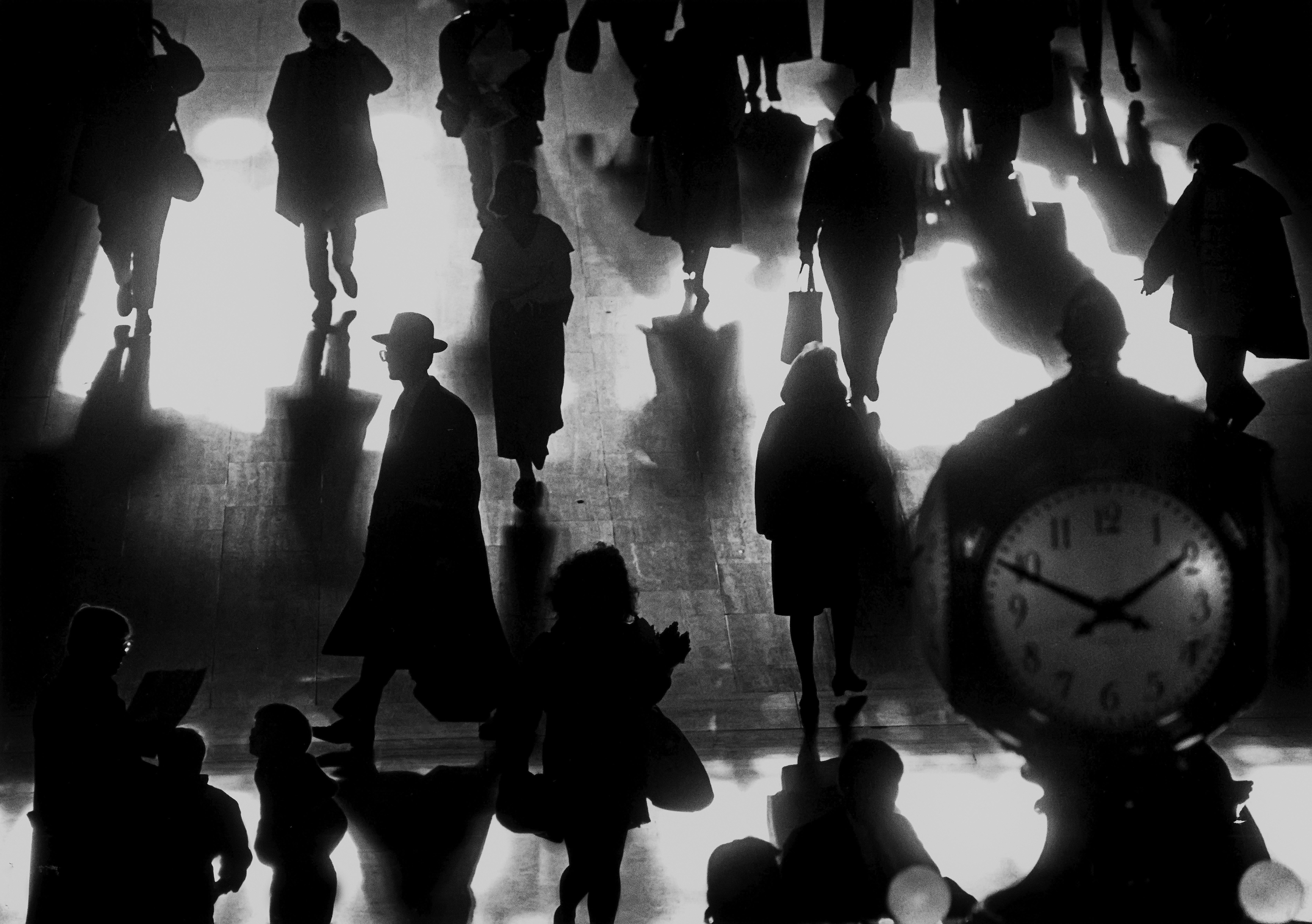 Grand Central Terminal, 1989 Richard Sandler Photography