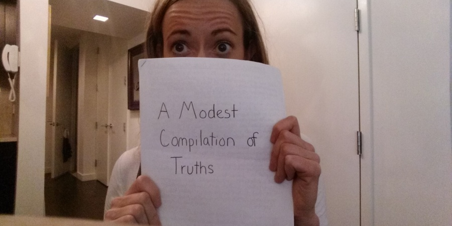 50 Awesome Truths My Sister Wrote Down BeforeDying