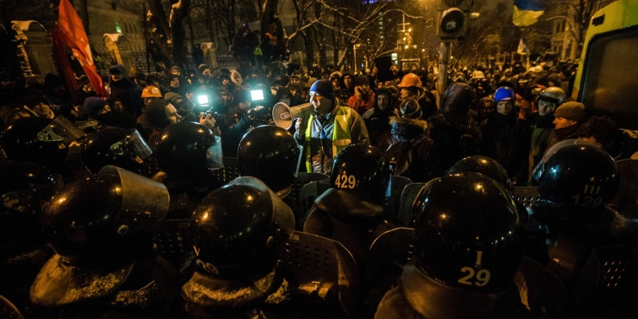 Admit It, You Have No Idea What's Going On In Ukraine RightNow