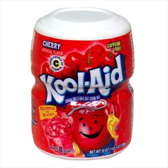 Kool-Aid Cherry Mix 19 oz