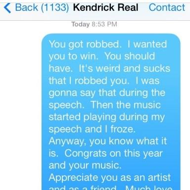 25 Reasons Macklemore Winning Over Kendrick Lamar Is Complete BS