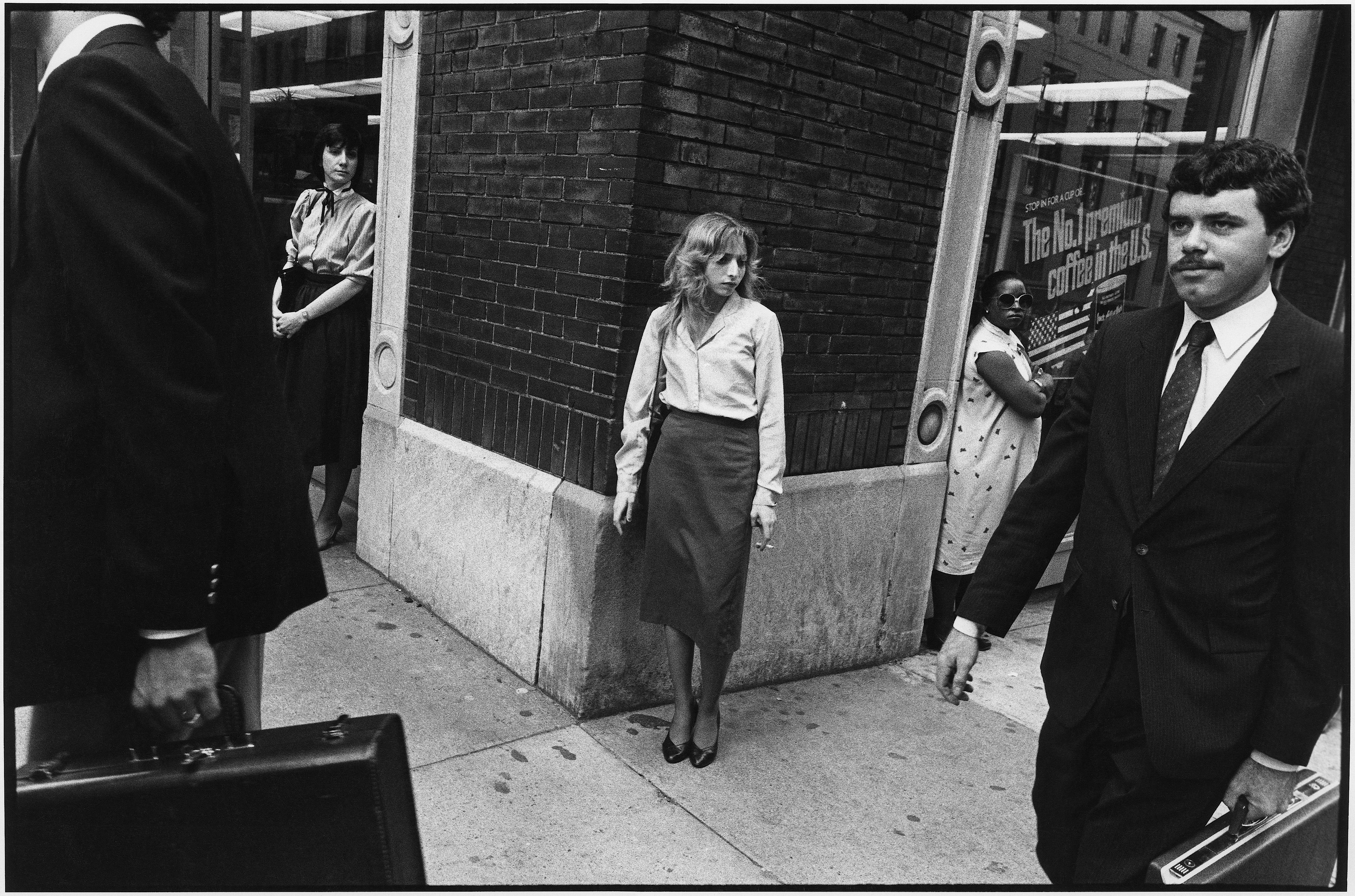 Madison Ave. and 32nd St., 1983 Richard Sandler Photography