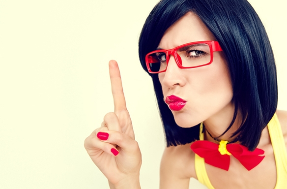 5 Things Every 'Nerdy' Girl ShouldKnow