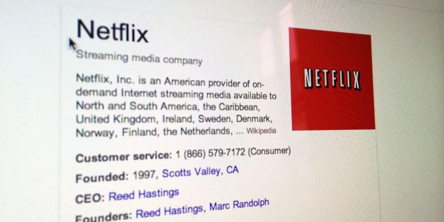 Netflix Is A GreatHobby