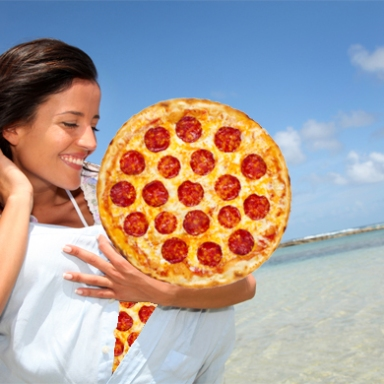 7 Types Of Pizza That Would Make Great Lovers If They Were People