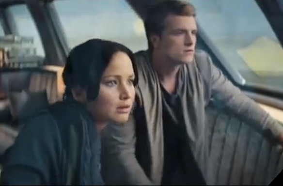 If You're Looking For Great Social Commentary, Look At The HungerGames