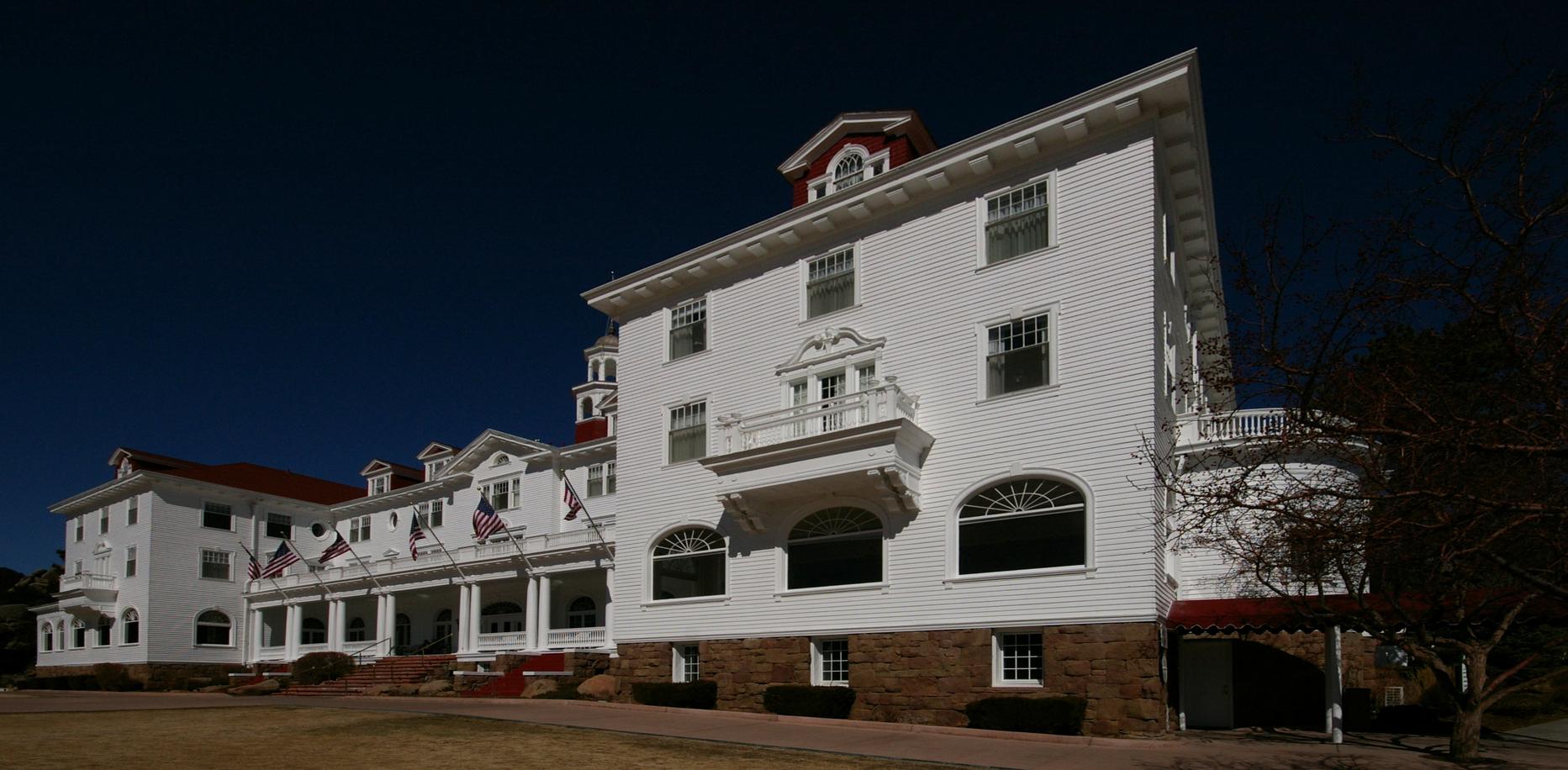 The Stanley Hotel, Hustvedt