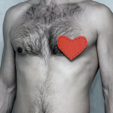 Men Need To Know They Are More Than Just Their Chest Hair
