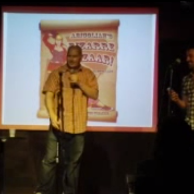 So You Want To Be A Standup Comedian? Watch This Documentary