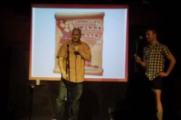 So You Want To Be A Standup Comedian? Watch ThisDocumentary