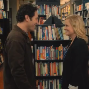 Paul Rudd And Amy Poehler Made A Rom Com Making Fun Of Rom Coms, And The First Clip Is Really Funny