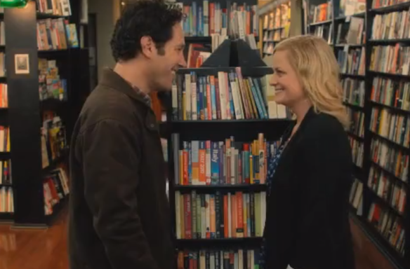 Paul Rudd And Amy Poehler Made A Rom Com Making Fun Of Rom Coms, And The First Clip Is ReallyFunny