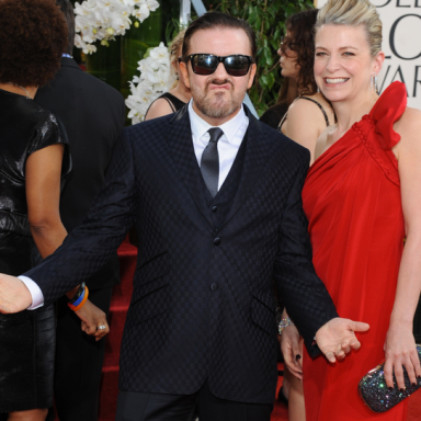 11 Ricky Gervais Quotes That Are Infinitely More Interesting Than Anything The Kardashians Say