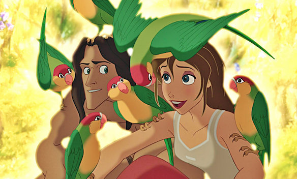 4 Skills Tarzan And Jane Have Taught Us About Modern Relationships