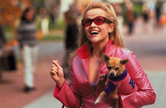 How To 'Legally Blonde'Yourself