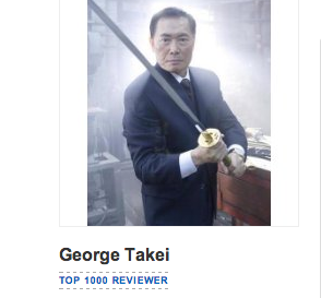 15 Hysterical Amazon Reviews Written By The One And Only George Takei