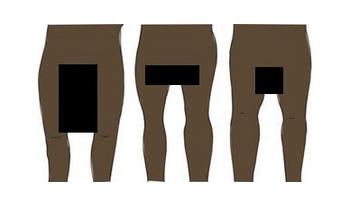 Dick Towel - Black