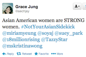 What #NotYourAsianSidekick Means ToMe