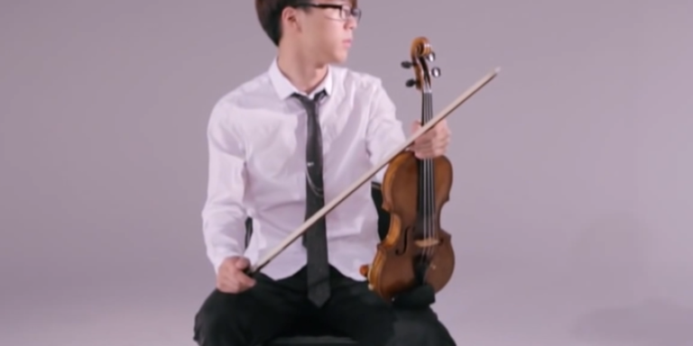 This Violinist Covers Miley's 'Wrecking Ball' And It Is Totally Beautiful AndHaunting