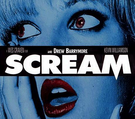 Amazon- The Scream Trilogy